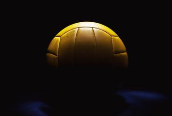 Yellow Volleyball Ball