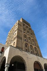Brescia - piazza della Vittoria - torre INA