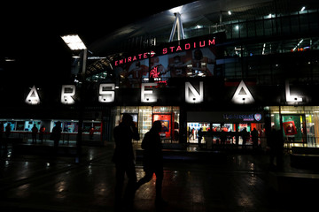Premier League - Arsenal vs Huddersfield Town