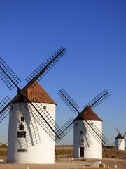 Mota del Cuervo pueblo de Cuenca (Castilla La Mancha, España)