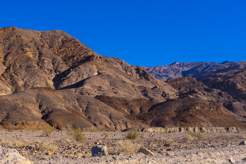 Amazing Mosaic Canyon at Death Valley National Park California