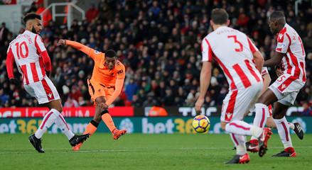 Premier League - Stoke City vs Liverpool