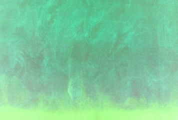 Pastel shining gleam neon special green empty watercolor background