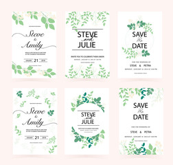 wedding invitation card templated