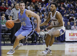 NCAA Basketball: Columbia at Connecticut