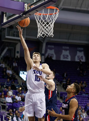 NCAA Basketball: Belmont at Texas Christian
