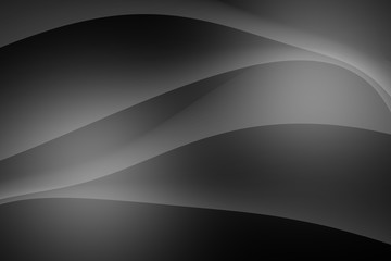 Abstract background black modern technology geometrically.