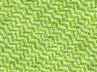Genuine cotton linen cloth texture zig-zag pattern