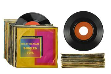Fundas discos de vinilo singles