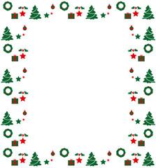 Marco de Navidad (Vector)