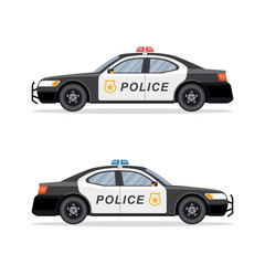picture of police car