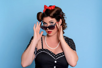 Pin up girl - 50s - Rockabilly - 50er