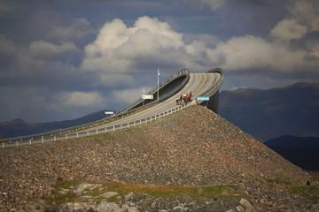 Atlantikstraße, Norwegen