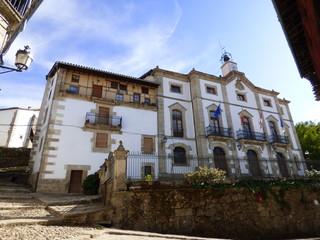 Candelario, pueblo de Salamanca (España) en la comunidad autónoma de Castilla y León. Se integra dentro de la comarca de la Sierra de Béjar