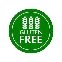 Gluten Free Sign Icon