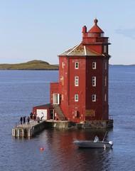 Skjeungskjær Leuchtturm, Norwegen