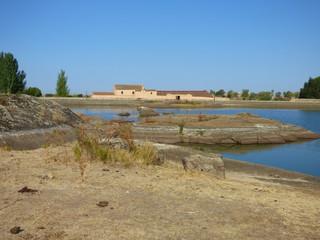 Parque de los Barruecos en Caceres  ( Extremadura, España)