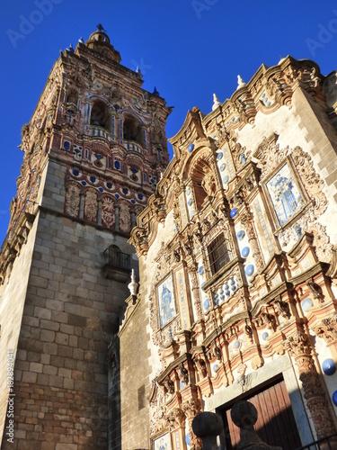 Jerez De Los Caballeros Pueblo De Badajoz En Extremadura Espana