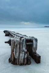 Port Fairy Beach (Sunken Fence II)