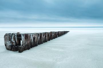 Port Fairy Beach (Sunken Fence I)