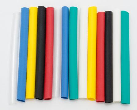 shrinkable film pipes