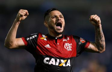 Soccer Football - Copa Sudamericana - Colombia's Junior v Brazil's Flamengo