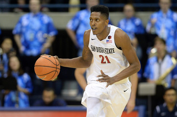 NCAA Basketball: San Diego State at San Diego