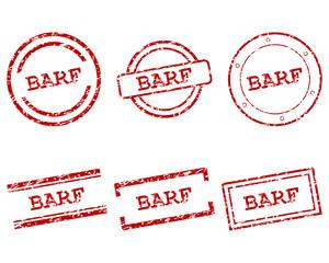 Barf Stempel