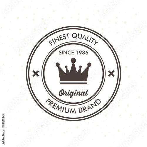 Vintage Hipster Logo Design Template Vector
