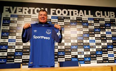 Everton - Sam Allardyce Press Conference