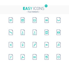 Easy icons 24e Files