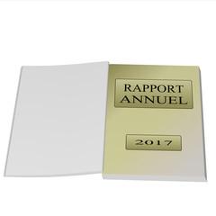 rapport annuel ouvert