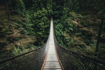 Lynn Valley Bridge North Vancouver Canada