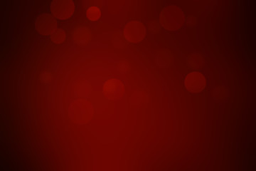 Abstract Defocused red Background