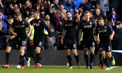 FA Cup Second Round - AFC Fylde vs Wigan Athletic