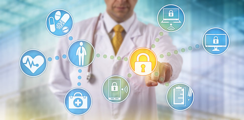 Doctor Securing Data Across Networked Devices