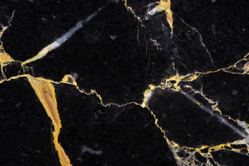 golden black marble texture pattern luxury background