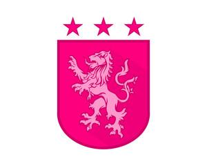 magneta  lion emblem