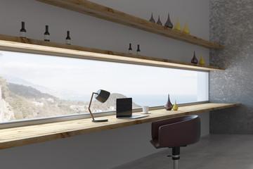 Stylish room interior design