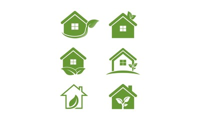 set green home logo