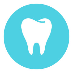 Human Tooth, Stomatology Icon In Trendy Thin Line Style Isolated On White Background. Medical Symbol For Your Design, Apps, Logo, UI. Vector Illustration, Eps10.
