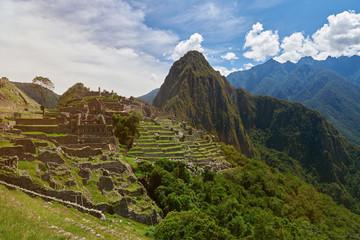 Ancient Inca culture