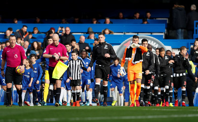 Premier League - Chelsea vs Newcastle United