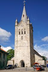 Kirche des Heiligen Johannes in Cesis, Lettland