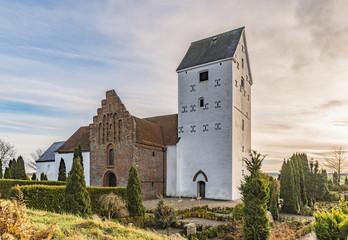 Dansk kirke - Ørridslev Kirke