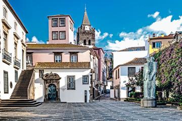 Madeira - Inselparlament - Assembleia Legislativa Regional Fototapete