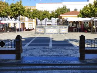Villanueva del Fresno, pueblo, perteneciente a la provincia de Badajoz en Extremadura (España)