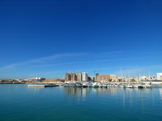 Vinaroz. Pueblo de costa de Castellon en la Comunidad Valenciana (España) situado en la comarca del Bajo Maestrazgo