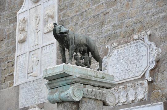 Romulus and Remus