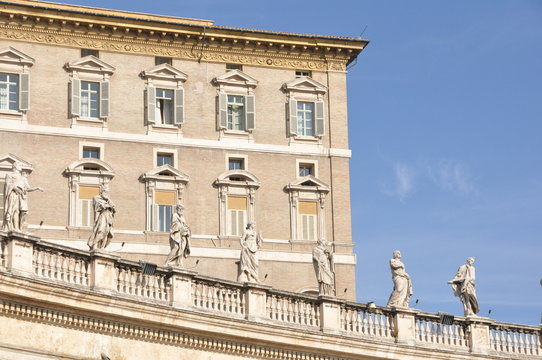 The Papal Apartments